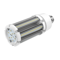 Sanpek LED-CORN-SPE40-27W 360° E40 Clear