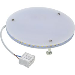 Sanpek LED-SPM-12W 1250lm 4000K 3x2,5 Milk Cover