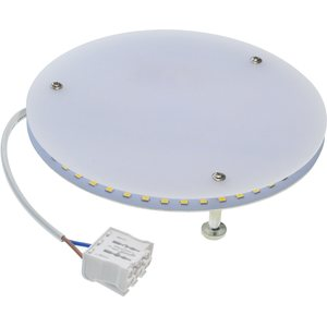 Sanpek LED-SPM-12W 1250lm 3000K 3x2,5 Milk Cover