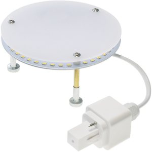 Sanpek LED-SPM-12W 1250lm 3000K G24 2-pin. Milk Cover